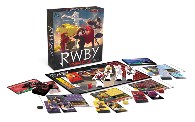 RWBY Combat Ready Image 2