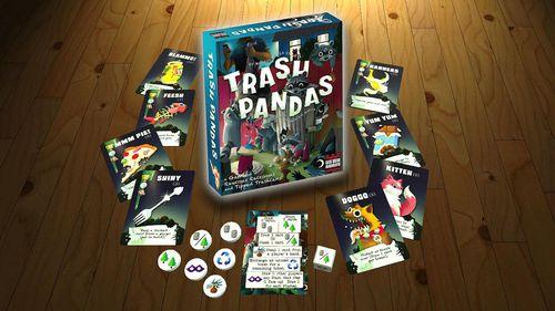 Trash pandas image 2